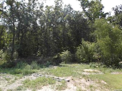 Hot Springs AR Residential Lots & Land For Sale: $75,000