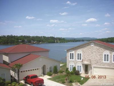 Garland County Condo/Townhouse For Sale: 156 Sea Shore Pt #D