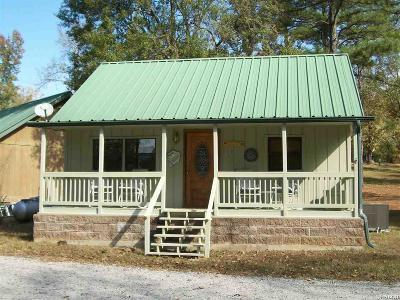 Hot Springs AR Single Family Home For Sale: $139,500