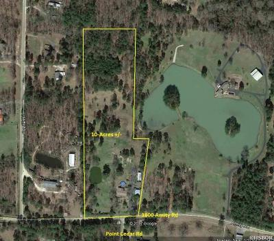 Pearcy Residential Lots & Land For Sale: 3800 Amity Rd
