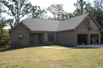 Hot Springs Single Family Home For Sale: 112 Old Oak Trail