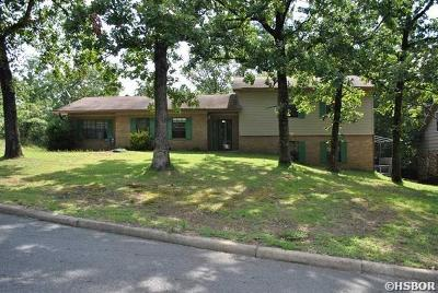 Hot Springs Single Family Home For Sale: 104 Norton