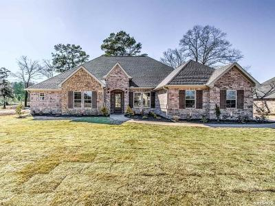 Hot Springs Single Family Home For Sale: 248 Callaway Circle