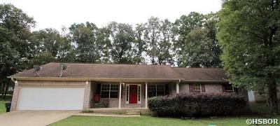 Single Family Home For Sale: 145 Stonebriar Drive