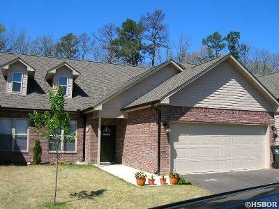 Garland County Single Family Home For Sale: 109b Shadow Peak Lane