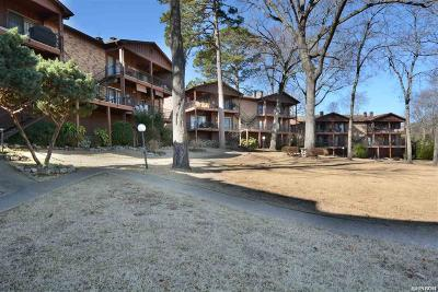 Hot Springs AR Condo/Townhouse For Sale: $265,000