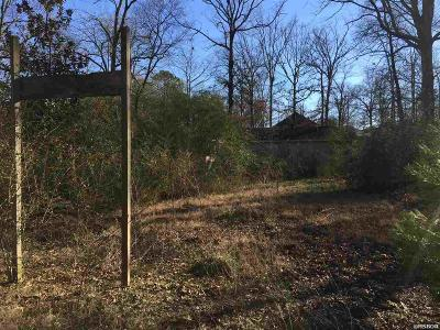 Garland County, Hot Spring County, Jefferson County, Saline County Residential Lots & Land For Sale: Lot 42 Hutch