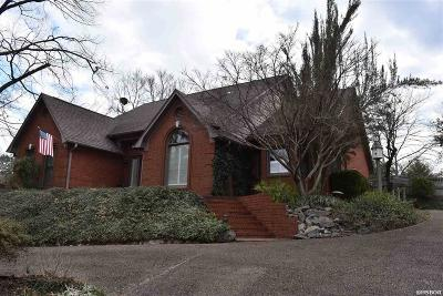 Hot Springs Single Family Home For Sale: 108 Farnsworth