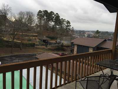 Hot Springs AR Condo/Townhouse For Sale: $134,500