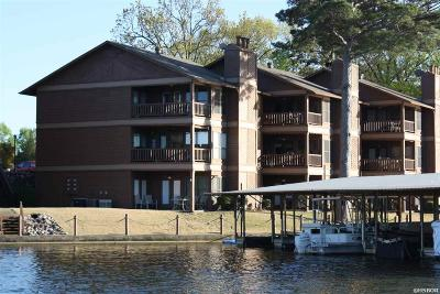 Garland County Condo/Townhouse For Sale: 152 Mimosa Pt #D-5