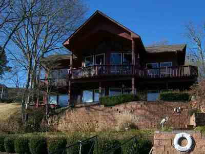 Hot Springs AR Single Family Home For Sale: $975,000