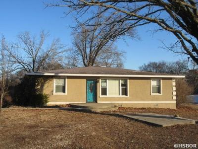 Garland County Single Family Home For Sale: 248 Rock Creek Road