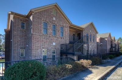 Hot Springs Condo/Townhouse For Sale: 503 Lakeland Drive #D2