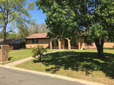 Hot Springs Single Family Home For Sale: 200 Cortez
