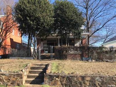 Garland County Single Family Home For Sale: 211 Oak St