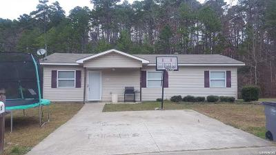 Garland County Single Family Home For Sale: 213 Vivian St