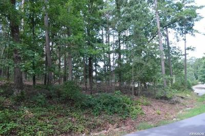 Hot Springs AR Residential Lots & Land For Sale: $24,500