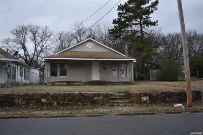 Garland County Single Family Home For Sale: 704 Summer St