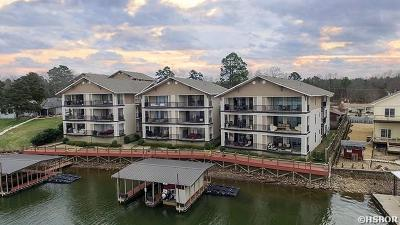 Condo/Townhouse For Sale: 244 Bayou Point #D4 or 20