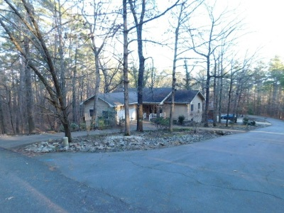 Hot Springs AR Single Family Home For Sale: $125,000