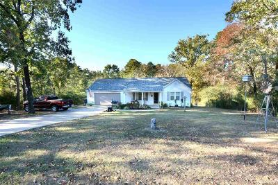 Hot Springs AR Single Family Home For Sale: $145,000