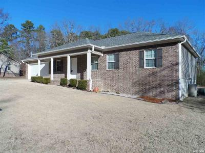 Hot Springs Single Family Home For Sale: 263 Bil-Nor St.