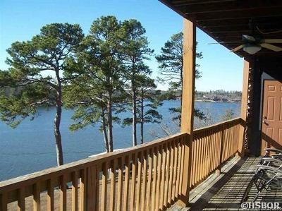 Garland County Condo/Townhouse For Sale: 203 Stearns Point #A-4