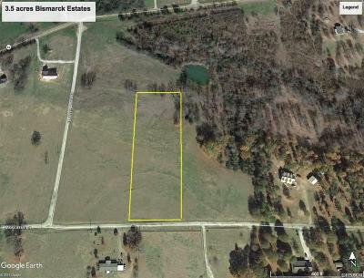 Bismarck Residential Lots & Land For Sale: 3.5 Acres Moccasin