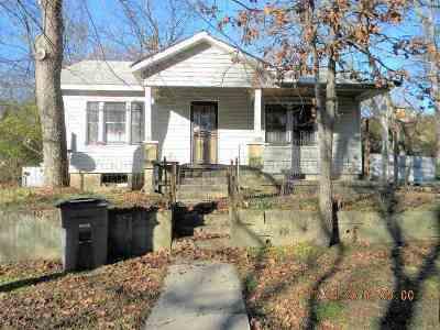 Hot Springs Single Family Home For Sale: 104 Kansas