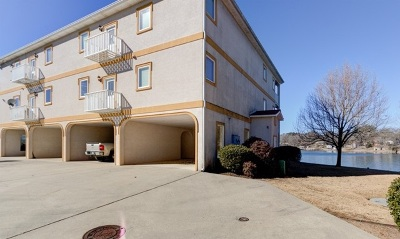 Garland County Condo/Townhouse For Sale: 1380 Airport Road #C4