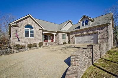 Hot Springs Single Family Home For Sale: 952 Thornton Ferry Rd