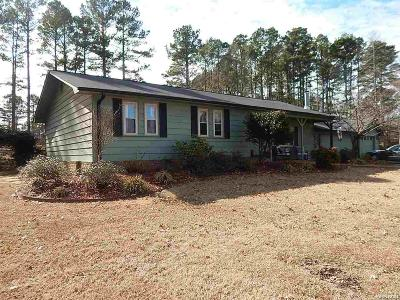 Hot Springs AR Single Family Home For Sale: $219,900