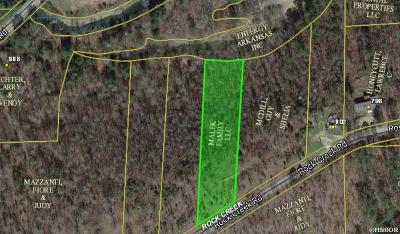Residential Lots & Land For Sale: Rock Creek Road