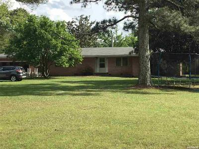 Glenwood Single Family Home For Sale: 1470 Hwy 70 West