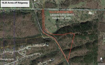 Residential Lots & Land For Sale: Ridgeway