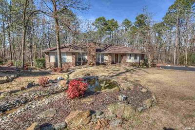 Hot Springs Single Family Home Active - Contingent: 505 Independence Dr