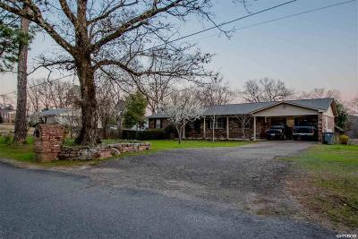 Garland County Single Family Home For Sale: 390 Shady Heights
