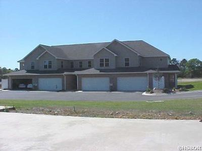 Garland County Condo/Townhouse For Sale: 181 Fish Hatchery Rd #F3