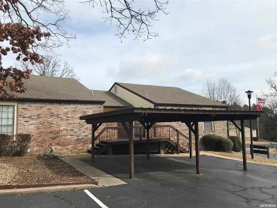 Garland County Condo/Townhouse Active - Contingent: 4 Steeplechase Ct