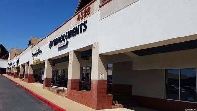 Garland County Commercial Lease For Lease: 4328 Central Avenue