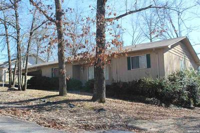 Garland County Single Family Home For Sale: 215 Pebble Beach Dr