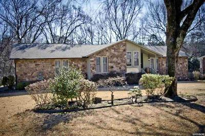 Garland County Single Family Home For Sale: 208 Quail Creek Road