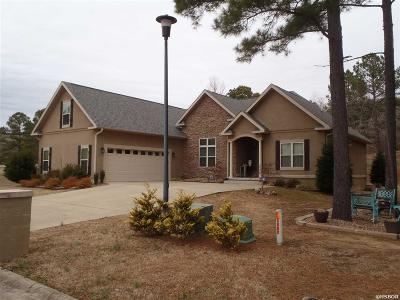 Hot Springs Single Family Home For Sale: 282 River Mill Pt