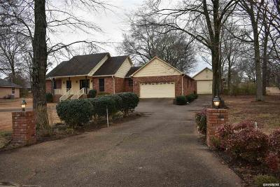 Garland County Single Family Home For Sale: 105 Lakesouth Bay