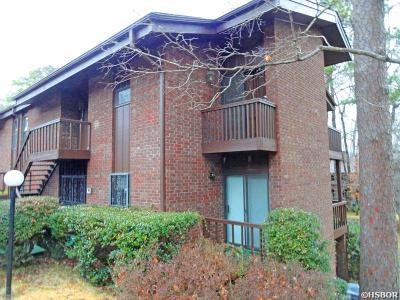 Garland County Condo/Townhouse For Sale: 2315 Lakeshore #K-3