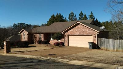 Garland County Single Family Home For Sale: 103 Stone Creek Circle
