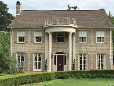 Single Family Home For Sale: 100 Trivista Right