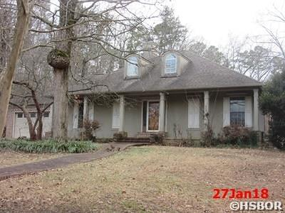 Garland County Single Family Home For Sale: 123 Mollie B Ct
