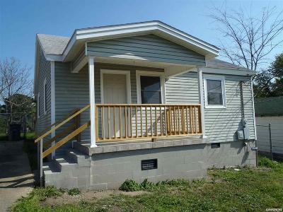 Hot Springs AR Single Family Home For Sale: $60,000
