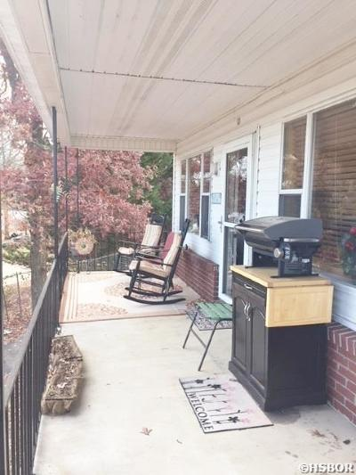 Hot Springs AR Condo/Townhouse For Sale: $96,000